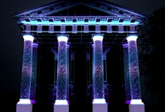 NuFormer 3D Video Mapping